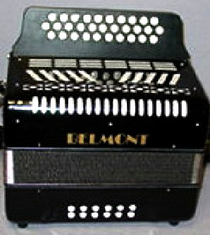 BELMONT Button accordion