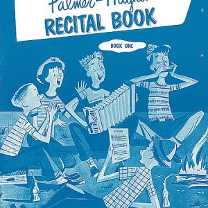 Palmer Hughes Accordion Recital Book  Book #2
