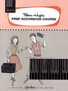 Palmer Hughes Prep Accordion Course  Book #3B